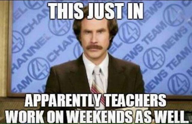 Teacher Meme 1