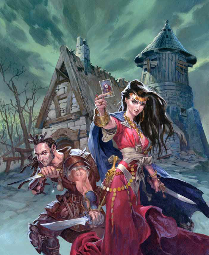 "Power Score: Curse of Strahd - The ""Prequel"" Adventures"